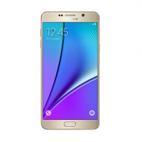 Samsung Galaxy Note 5 Gold Smartphone