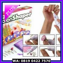 (Diskon) SALON SHAPER 5 in1 Pembersih kuku multifungsi