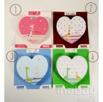 Memo / Post-It Notes Fancy - Jerapah - Cocok sbg Goodie Bag Ultah