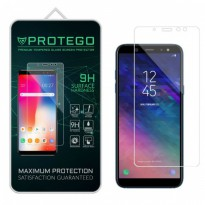 Protego Samsung Galaxy A6 Plus 2018 Tempered Glass Screen Protector