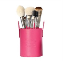 Masami Shouko Beauty Tools Bunny Brush Set - Pink [6 Pcs]