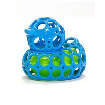 [poledit] Oball O-Duckie Bath Toy BLUE (Dispatched From UK)/13533369