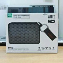 Promo ALTEC LANSING ONE WATERPROOF BLUETOOTH SPEAKER