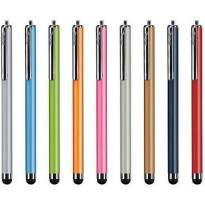 Targus Stylus 2 in 1 + BallPoint for iPad, Galaxy Tab Smartphone Android Windows Phone Original