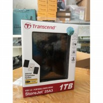 Product New Transcend Storejet 25A3 Usb 3.0 1Tb  | IDG Acc Comp'