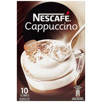 [poledit] Nescafe Cappucino Packets - 14g - 10 ct (T1)/14702029