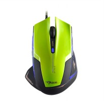 E-Blue EMS124GR Mazer Type-R Optical Gaming Mouse - Green