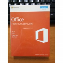 Product New Microsoft Office Home & Student 2016 Oem (Original) | IDG Acc Comp'