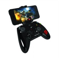 Mad Catz C.T.R.L.i Mobile Gamepad and Game Controller Mfi Made for Apple TV/iPhone/iPad - Black