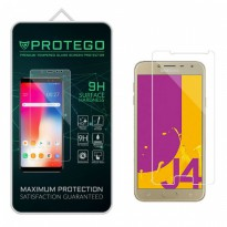 Protego Samsung Galaxy J4 Tempered Glass Screen Protector
