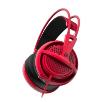 SteelSeries Siberia 200 Forge Gaming Headset - Red