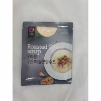 Chung Jung One Soup Cream Roaster Garlic Soup 60g