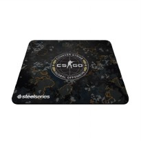 SteelSeries QCK+ CS:GO Camo Edition Gaming Mouse Pad