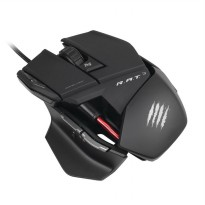 Madcatz R.A.T.3 Hitam Gaming Mouse