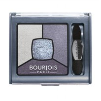 Bourjois T08 Smoky Stories Obsession Eye Shadow - Purple