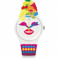 Swatch SUOW121 SO FRUTTI - Jam Tangan Wanita Original