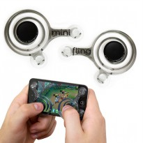 Mobile Joystick Game Controller Fling Mini
