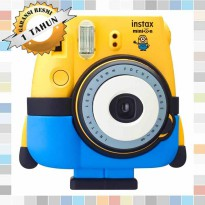 Fujifilm Instax mini 8 Minion Instant Film Camera