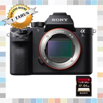 Sony Alpha A7S II Body Only (BO)
