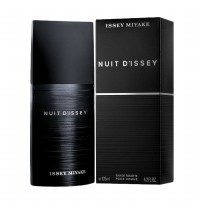 Issey Miyake Nuit d'Issey Pour Homme EDT Parfum Pria [125 mL]