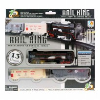 RAIL KING INTELIGENT CLASSICAL TRAIN TL01 - KERETA API RAIL