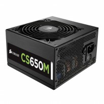 Corsair CS650M power supply