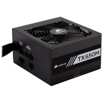 Corsair TX650M power supply 80 plus gold