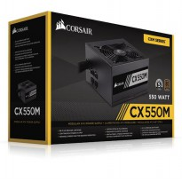 Corsair CX550M power supply 80 plus bronze