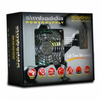power supply simbada 500 watt