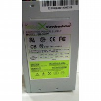 Power supply simbada 380 watt Tanpa dus