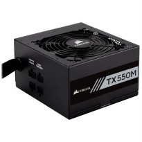 Corsair TX550M power supply 80 plus gold