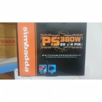 Power supply simbada 380 Watt box