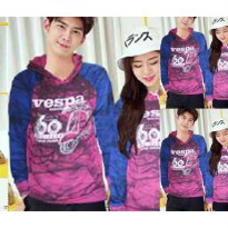 Jaket Baju Couple | Sweater Couple | Pakaian Kapel JKPK AT73
