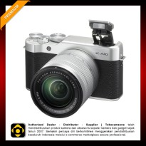 Fujifilm X-A10 Kit 16-50mm f/3.5-5.6 OIS II - Black/Silver