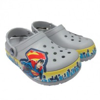 Sandal Crocs Superman