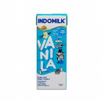 SUSU UHT INDOMILK KIDS VANILA 190 ML X 2 Pcs