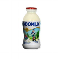 SUSU STERIL INDOMILK VANILLA 190 ML X 2 Pcs