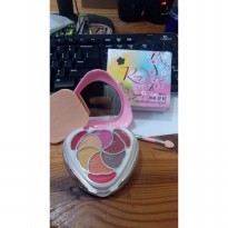 Reny Beauty Make-Up Kit (Bedak, Eyeshadow dan Lipstick)