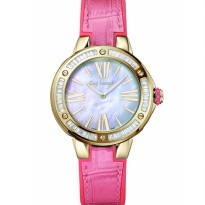 Guy laroche - SL30303 jam tangan wanita - leather strap - pink