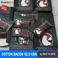 Authentic Kapas Vape COTTON BACON V2.0 USA