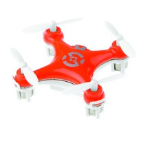 Cheerson CX - 10 Nano 4 Channel 6 Axis 2.4G RC Quadcopter - Orange