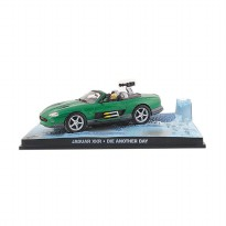 IXO Jaguar XKR Die Another Die James Bond Diecast [1:43]