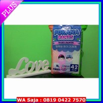 #Diaper pokana pants super jumbo XL 42