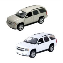 Promo Paket Welly Chevy Tahoe 2008 Diecast