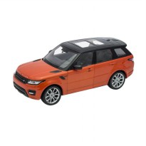 Welly Nex Range Rover Sport Diecast - Orange