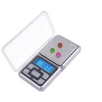 200gr Timbangan Perhiasan Emas Berlian Diamond Batu Akik pocket scale SJ0041