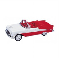 Welly Oldsmobile Super 88 1955 Red Diecast [1:24]