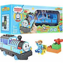 KERETA API THOMAS TRAIN BLOCK USIA 3 + ,BEST GIFT