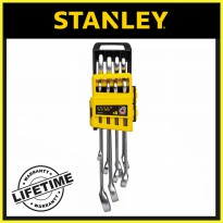 Stanley Combination Wrench Set 8pcs [8-19mm] - Kunci Pas - STMT78099-8