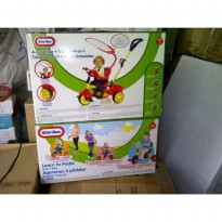 Sepeda Little Tikes 4-in-1 New